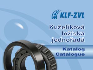 Kuželíkové ložiská KLF-ZVL