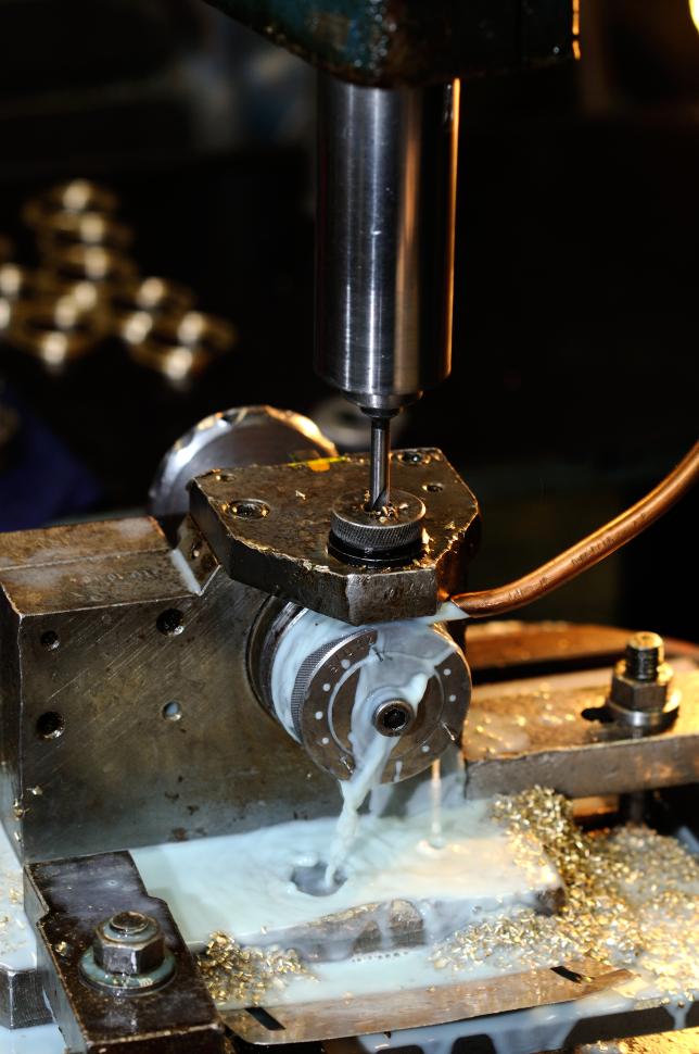 Výroba ložísk IMET AKE